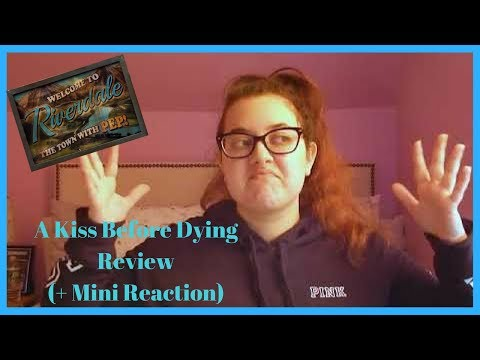 Riverdale - 2x01 A Kiss Before Dying Review ( + Mini Reaction!)
