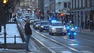 Oslo Police, Nobel Peace Prize 2018 VIP Escort