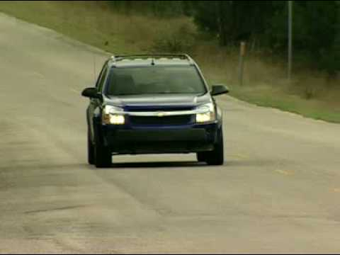 Motorweek Video of the 2005 Chevrolet Equinox