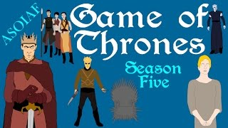 Game of Thrones: Season Five (Show Spoilers)