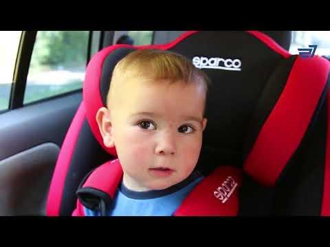Автокресло детское Sparco F1000K от 9 до 36 кг