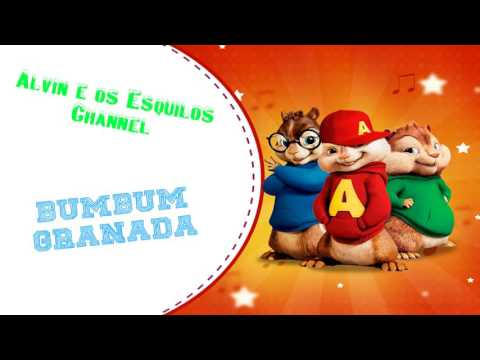 Bumbum Granada - ALVIN E OS ESQUILOS[FULL-HD]