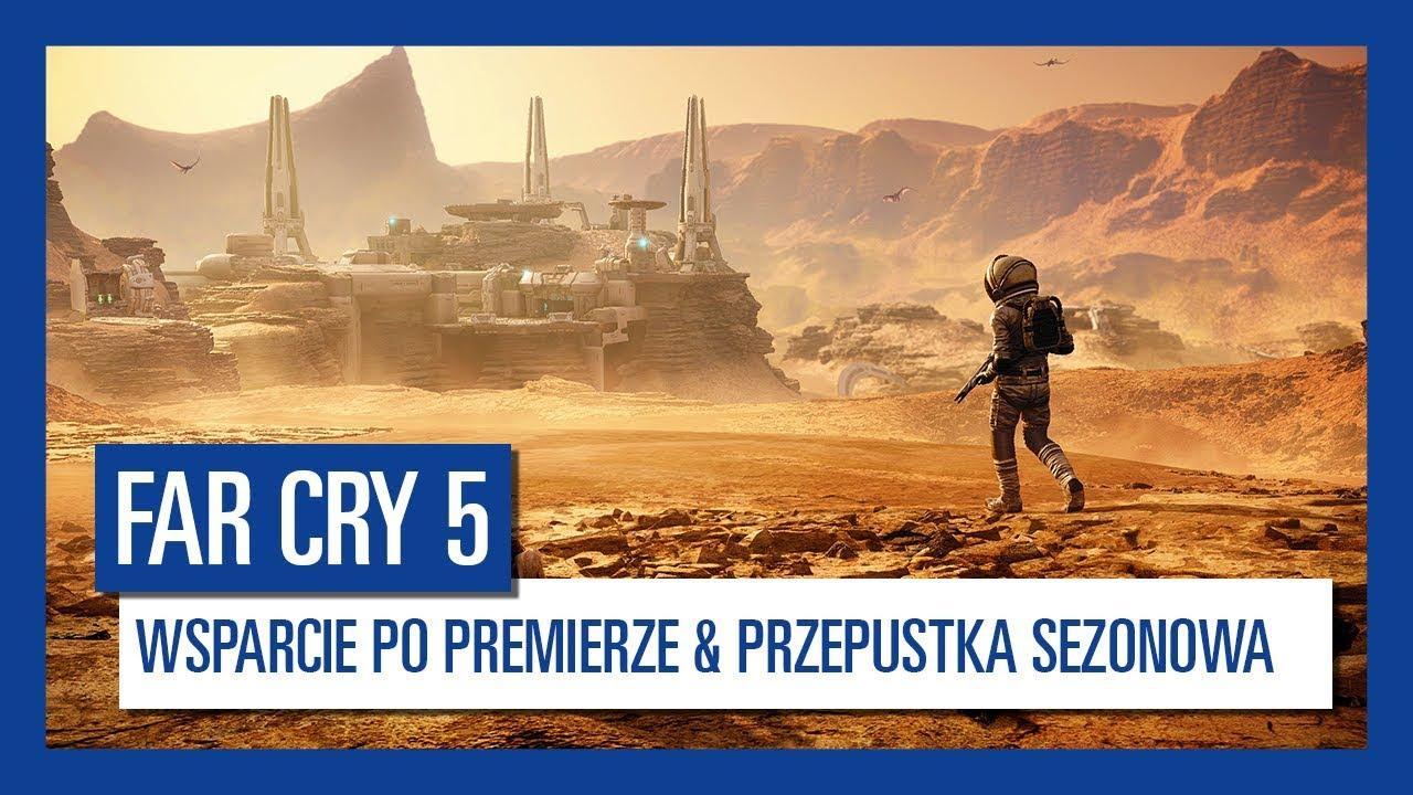 Far Cry 5: wsparcie po premierze & przepustka seoznowa | Ubisoft