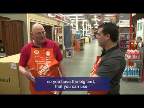 Home Depot - On the Job with Andy Andrianidis