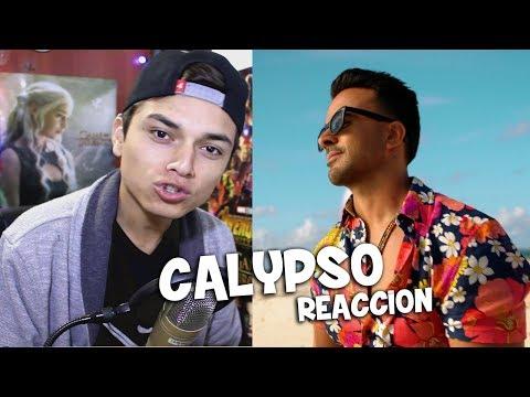 Luis Fonsi, Stefflon Don - Calypso (Video Oficial) Reacción