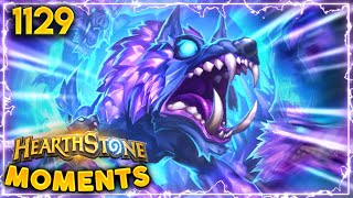 MAGES ARE CRAZY GOOD | Hearthstone Daily Moments Ep.1129