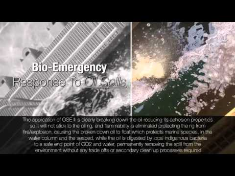 Offshore Oil Rig Emergency