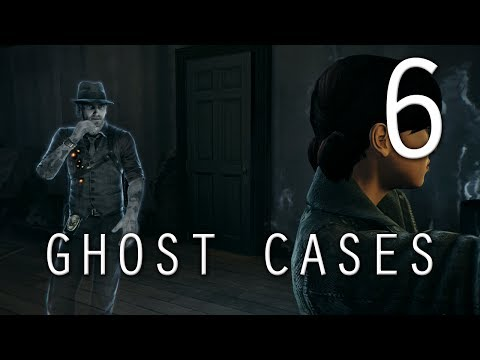 [6] Ghost Cases (Let's Play Murdered: Soul Suspect PS4 w/ GaLm)