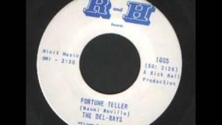 The Del - Rays - Fortune Teller - Mod Classic - Soul.wmv