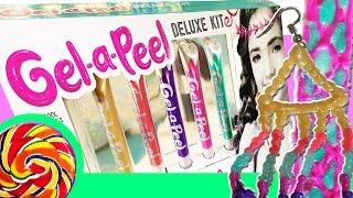 Gel-a-Peel Jewelry Fun! Gel-a-Peel Deluxe Craft Kit