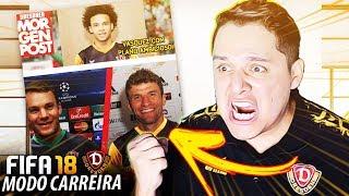 MUDEI TUDO NO TIME!!! FIFA 18 MODO CARREIRA #26 🔥👍