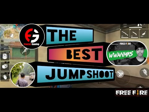 THE BEST JUMPSHOOT [Frontal Gaming Vs WawanMks Vs Deandra Aditya] - Free Fire Indonesia