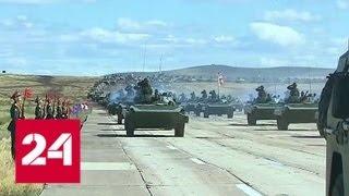Восток-2018. Специальный репортаж Антона Степаненко - Россия 24