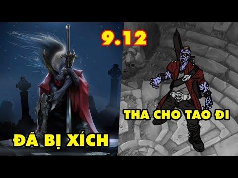 TOP 7 thay đổi đảo lộn Meta LMHT 9.12: Tướng hot nhất Aatrox đã bị xích - Cụ tổ Ryze làm lại lần X