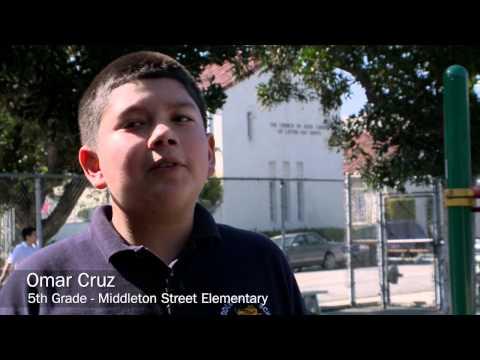 Season 1 NBC's 'SMASH' Make A Musical: Middleton Street Elementary School