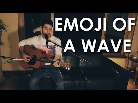 John Mayer - Emoji Of A Wave 🌊 (Cover) By Diego Neyra