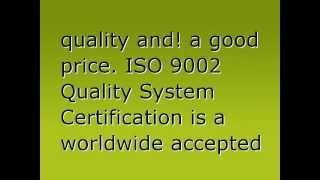 ISO-9002 Quality Assurance for Stainless Steel Fasteners Buyers
