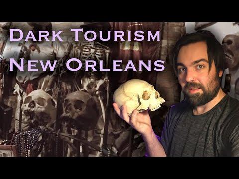 New Orleans   Dark Tourism (2019) Oddventures
