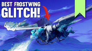 *NEW* FROST WING GLIDER GLITCH | FORTNITE FUNNY FAILS AND BEST MOMENTS #103