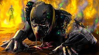 Mortal Kombat Noob Saibot Birth Scene (Sub-Zero Rebirth After Scorpion Kills Him)