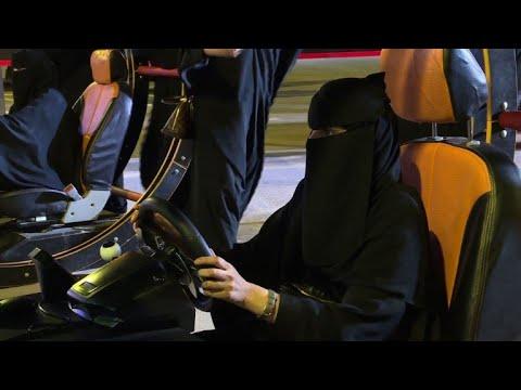 سعادة وحماسة قبيل رفع الحظر عن قيادة المرأة للسيارة في السعودية