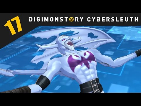 Digimon Story: Cyber Sleuth PS4 / PS Vita Let's Play Walkthrough Part 17 - How To Get A Girlfriend