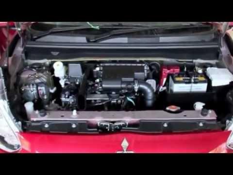 Mitsubishi Mirage Peview มิราจ
