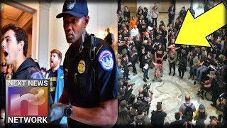MASS ARRESTS as HUNDREDS of UNHINGED Kavanaugh Protesters Descend on Capitol Hill
