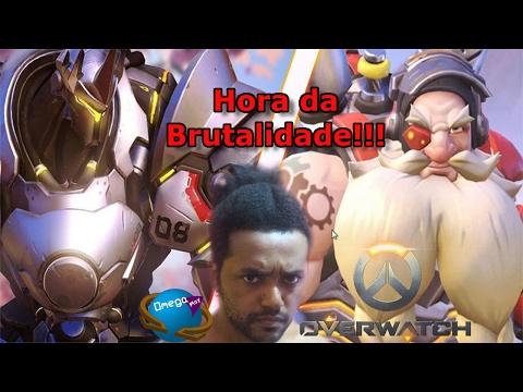 Hora da Brutalidade [Overwatch] Omega Play