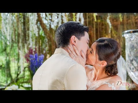 ALDEN AND MAINE KISS DTBY FINALE WEDDING!
