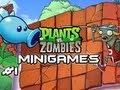 Plants Vs. Zombies - Mini-Games - Part 1 - This is Fun  (HD Let's Play)