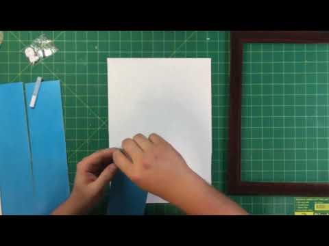DIY Wooden Frames for 5D poster etc