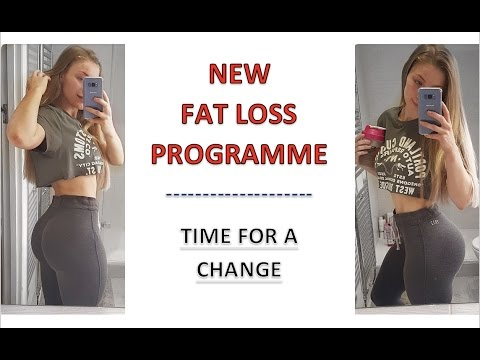 NEW FAT LOSS PROGRAMME   A Day In The Life on SUMMER SHRED