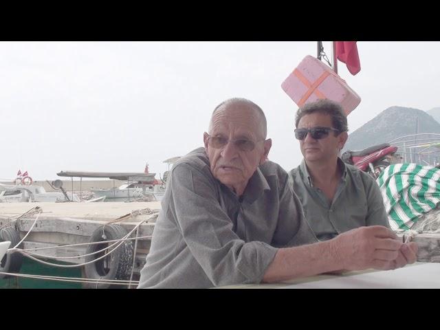 Antalyalı Balıkçı Sayın Ruhi Civelek ile