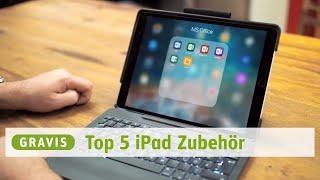 Gambar cover Top 5 Zubehör für das iPad Pro – GRAVITIES Top 5