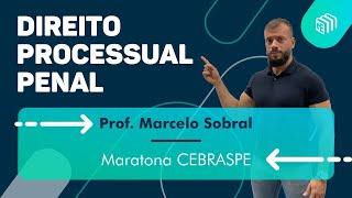 Maratona CEBRASPE - Direito Processual Penal- Liberdade Provisória Pt. 3