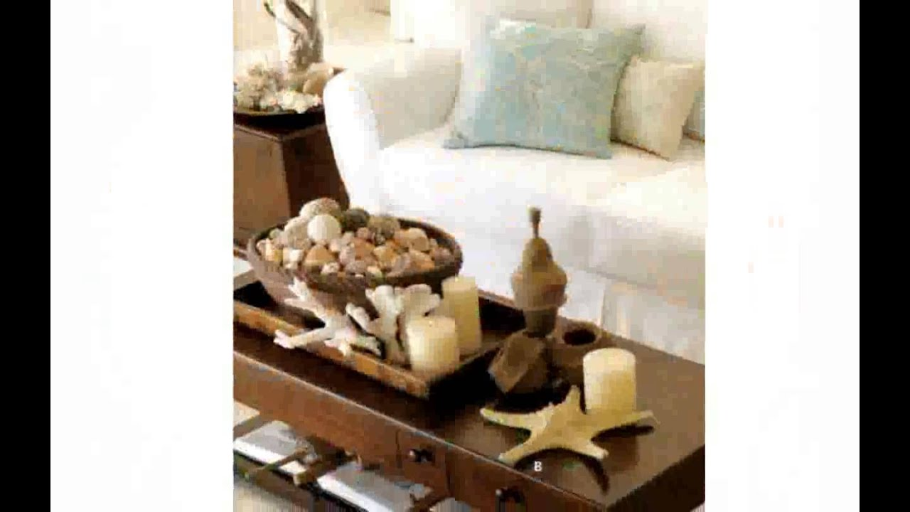 decorating coffee table - How To Decorate A Coffee Table