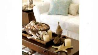 Decorating Coffee Table