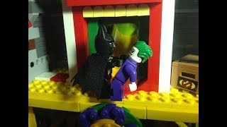 Just a dream Lego batman stop motion