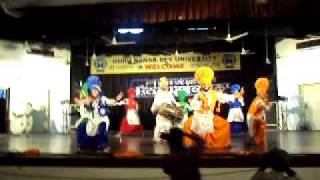 bhangra youth festival 09 gndu part 2