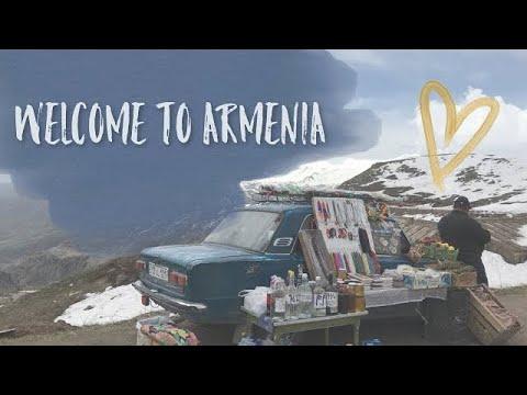 Добро пожаловать в Армению!| Welcome To Armenia! [TRAVEL VLOG]