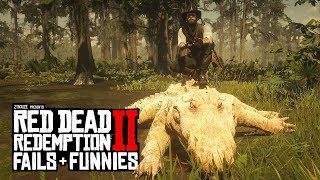 When Animals Attack #3 (Red Dead Redemption 2 Brutal Moments)