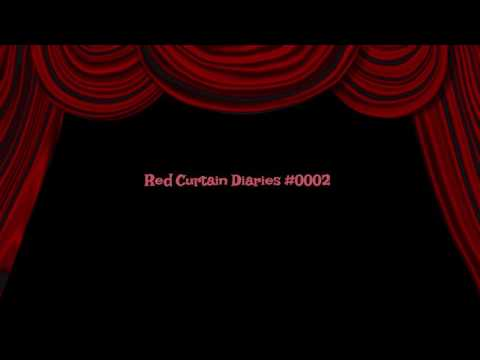 Red Curtain Diaries #0002
