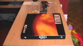 Metallica - Reload White Vinyl - Unboxing