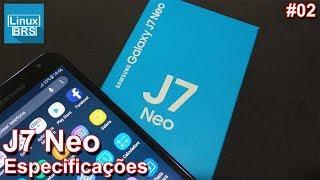 Samsung Galaxy J7 Neo - Especificações
