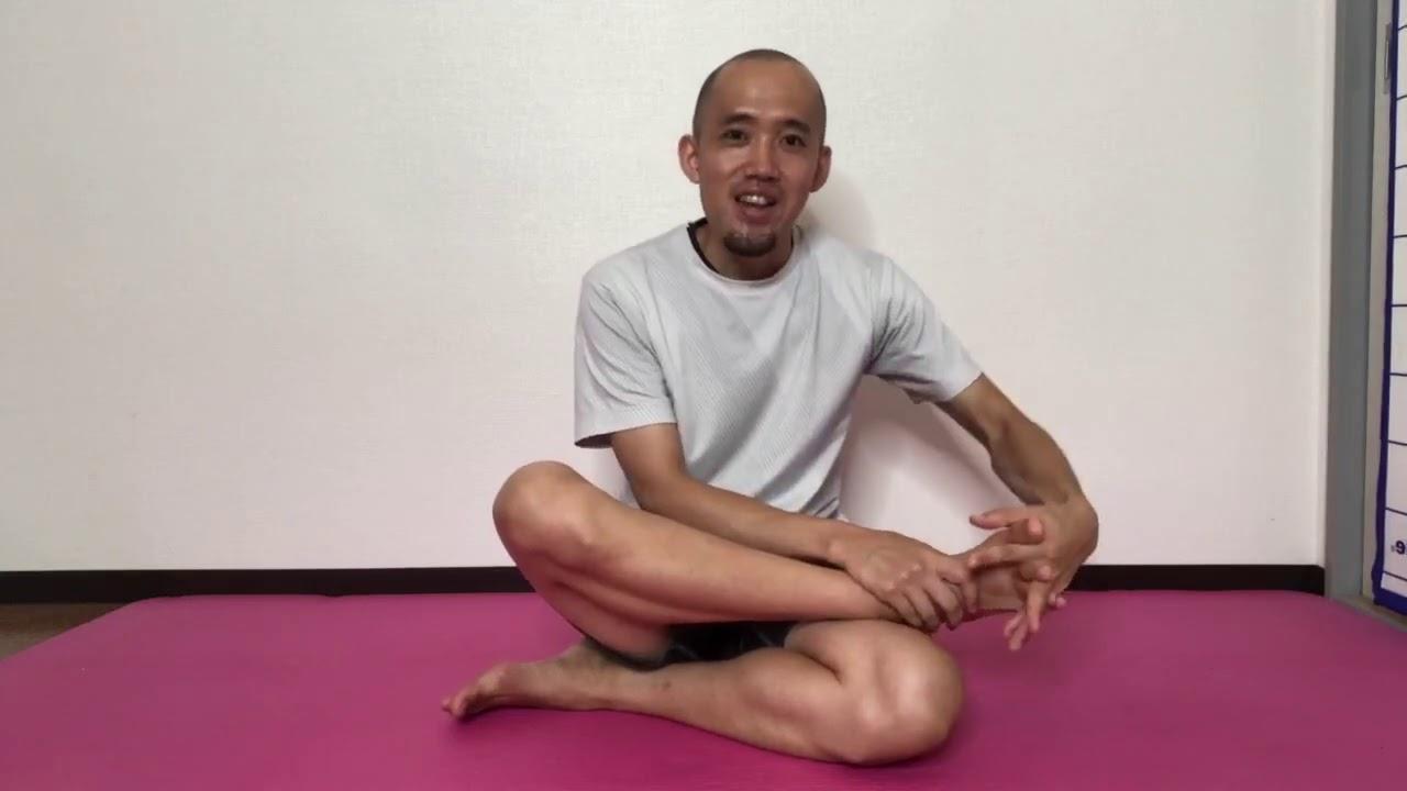 身体にとって良い姿勢を作る〜足・膝編〜(部分カット)