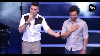 Mustafa Ceceli & Buray-Sen Sevda mısın? Dön,Aşkım Benim (Harbiye Açık Hava Konseri 13.08.2016)