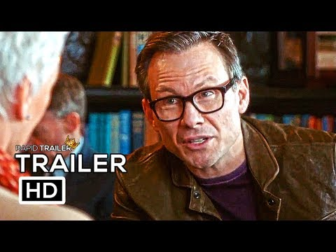 THE WIFE   2018 Christian Slater, Glenn Close Movie HD