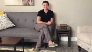 Belham Living Trenton Industrial Nesting Table Set - Product Review Video
