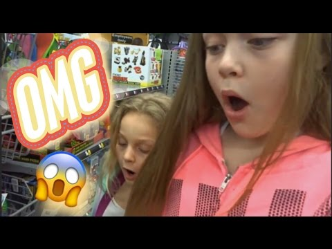 HUGE SLIME AND SQUISHIES SHOPPING SPREE AT 5 BELOW!! | VLOG